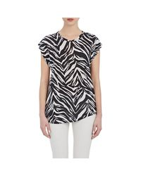 IRO - Brown Women's Nouma T-shirt - Lyst