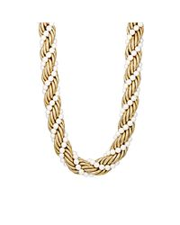 Lanvin | Metallic Virna Necklace | Lyst