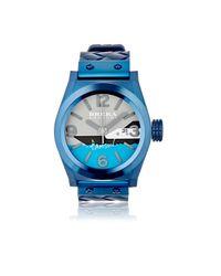Brera Orologi - Blue Eterno Solotempo Watch - Lyst