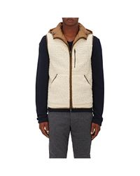 Moncler | Black Maglia Reversible Vest for Men | Lyst