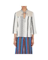 Ace & Jig   White Constance Top   Lyst
