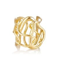 Jennifer Fisher | Metallic Xl Chaos Cuff | Lyst