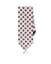 Massimo Bizzocchi - Multicolor Octagon Silk Necktie for Men - Lyst