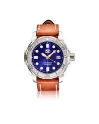 Szanto Blue 5100 Series Watch for men