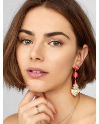 BaubleBar - Multicolor Laganas Drop Earrings - Lyst