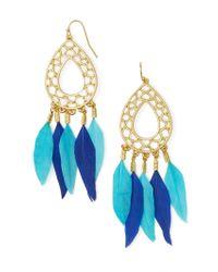 BaubleBar - Blue Dreamcatcher Drops - Lyst