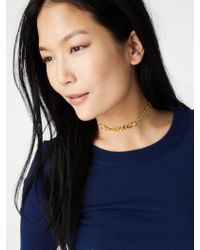 BaubleBar - Multicolor Galactic Layered Choker - Lyst