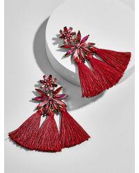 BaubleBar - Multicolor Scarlette Tassel Earrings - Lyst