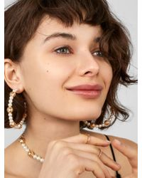 BaubleBar - Multicolor Amorelle Necklace - Lyst