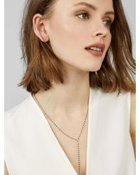 BaubleBar - Multicolor Lazo Everyday Fine Necklace - Lyst
