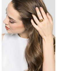 BaubleBar | Metallic Lashed Out Ring | Lyst