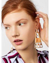 BaubleBar - Multicolor Pazienza Drop Earrings - Lyst