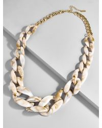BaubleBar - White Bone Links - Lyst