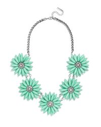 BaubleBar - Metallic Poppy Collar - Lyst