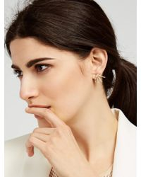 BaubleBar | Metallic Firecracker Ear Jackets | Lyst