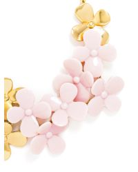 BaubleBar - Pink Phlox Collar - Lyst