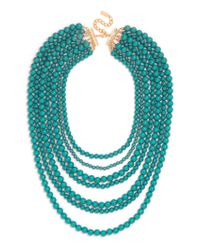 BaubleBar | Green Bold Beaded Strands | Lyst