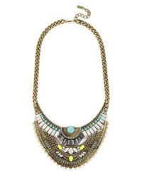 BaubleBar | Brown Bella Bib | Lyst