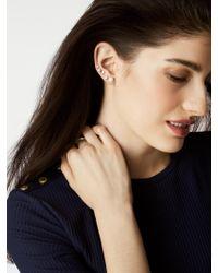 BaubleBar - Metallic Mistletoe Ear Crawlers - Lyst