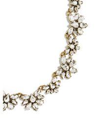 BaubleBar | Metallic Araksi Crystal Collar | Lyst