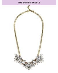 BaubleBar - Multicolor Odelia Necklace - Lyst