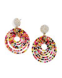 BaubleBar | Multicolor Clover Drops-multi | Lyst