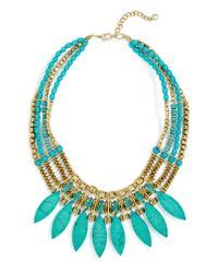 BaubleBar | Multicolor Rio Necklace | Lyst