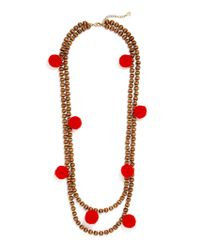 BaubleBar | Red 29"