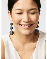 BaubleBar | Black Shimmer Crispin Drops | Lyst
