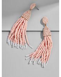 BaubleBar - Pink Piñata Tassel Drops - Lyst