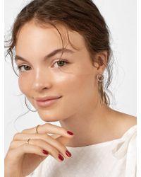 BaubleBar - Multicolor Maris Hoop Earrings - Lyst