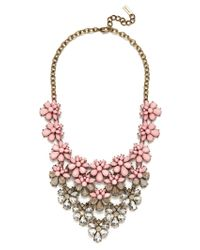 BaubleBar - Pink Athena Bib - Lyst