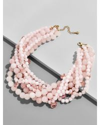 BaubleBar | Multicolor Bubblebeam Statement Necklace | Lyst