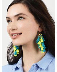 BaubleBar | Multicolor Rosalita Tassel Earrings | Lyst