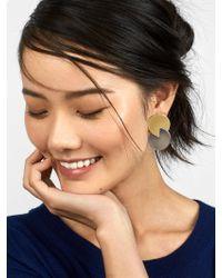 BaubleBar - Metallic Roni Stud Earrings - Lyst
