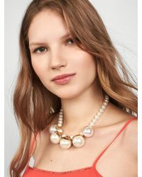 BaubleBar - Multicolor Aurelia Statement Necklace - Lyst