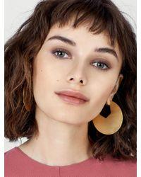 BaubleBar - Metallic India Drop Earrings - Lyst