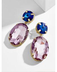 BaubleBar - Multicolor Cassielle Drop Earrings - Lyst