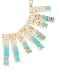BaubleBar - Blue Skinnydip Collar - Lyst