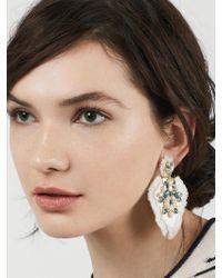 BaubleBar - Multicolor Elsa Drop Earrings - Lyst