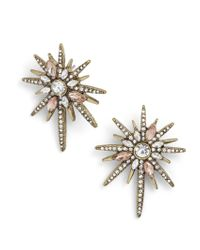 BaubleBar - Multicolor Genesis Stud Earrings - Lyst