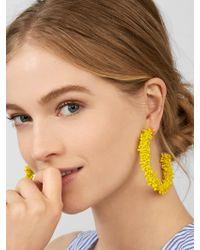 BaubleBar - Multicolor Mareesa Hoop Earrings - Lyst