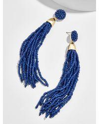BaubleBar - Blue Azelyn Tassel Earrings - Lyst