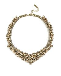 BaubleBar | Blue Atlas Collar | Lyst