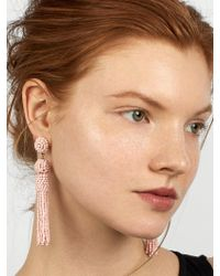BaubleBar - Metallic Mini Mariachi Tassel Earrings - Lyst