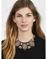 BaubleBar - Multicolor Maira Statement Necklace - Lyst