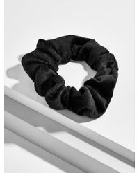 BaubleBar - Black Gabby Hair Scrunchie - Lyst