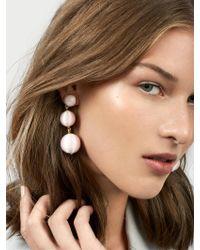 BaubleBar - Multicolor Mini Criselda Statement Earrings - Lyst