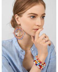 BaubleBar - Multicolor Margreta Beaded Bracelet - Lyst