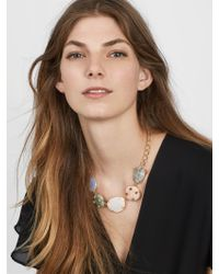 BaubleBar - Multicolor Ceanna Statement Necklace - Lyst